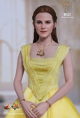 Hot Toys MMS422 Disney Beauty and the Beast Belle 1/6 Action Figure Emma Watson