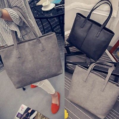 Women Handbag Shoulder Bags Tote Purse Faux Leather Hobo Bag Satchel Handbag