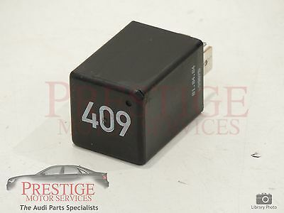 Audi TT 8N Fuel Pump Relay Number 409 1J0906383C
