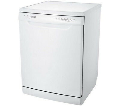 ESSENTIALS CDW60W16 Full-size Dishwasher A++ 12 place settings White