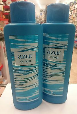 2 Azur Puig Gel Baño 750Ml.