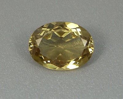 Apatit gelber  yellow Apatite 7,93 ct Indien  koxgems