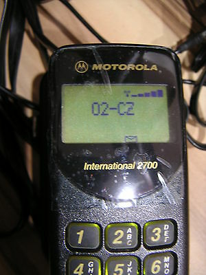 Motorola 2700 (2 SIM Ready) car phone/yacht/truck - fixed-mounted hands-free kit