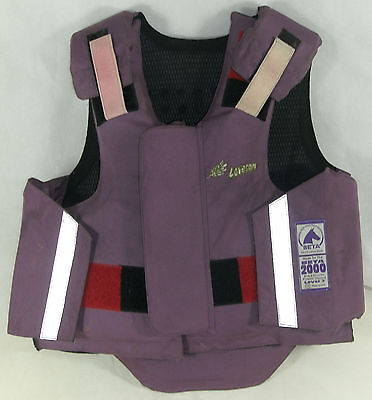 Horse Riding Body Protector Loveson Size Child M