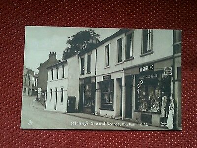 Stirling's General Stores Main Road Onchan Isle of Man IOM Manx