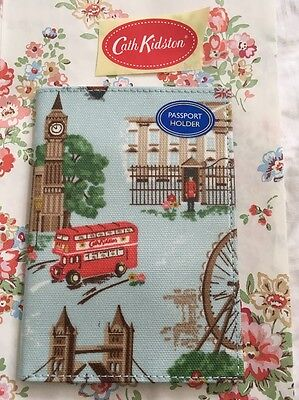 Cath Kidston London Eye Palace Guard Big Ben Passport Holder Teacher Present