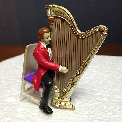Barbie Holiday Dance Musical Replacement Harp Player 1997