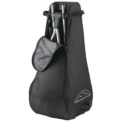 Sun Mountain Speed Cart Golf Trolley Cover - New Carry Travel Bag Luggage Case