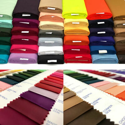 High quality 53gsm Anti static dress lining fabric 100% Polyester 150cm Material