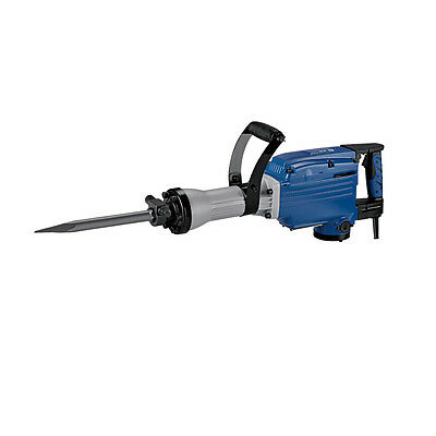 New 1980w Electric Demolition Jack Hammer With point Chisel Concrete Breaker HD