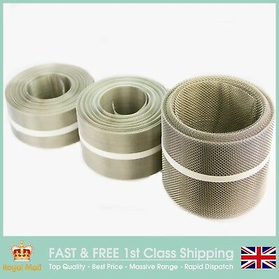 The Mesh Company's Rodent & Insect Mesh - Soffit Mesh - Pest Control -FULL RANGE