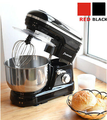 5 Speed 1200W Food Stand Mixer Electric Blender with 5.L Bowl / Splash Guard