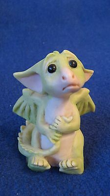 "The Whimsical World Of Pocket Dragons ""i Didn't Mean To"" 1991 Mint"