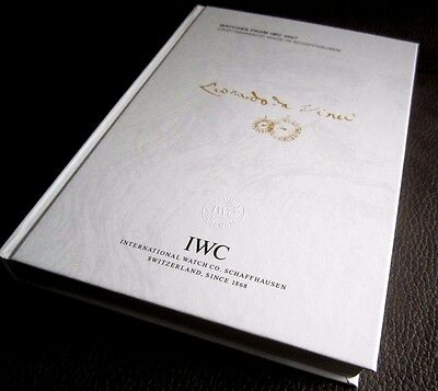 IWC watch 2007 ' Da Vinci ' CATALOGUE BOOK BROCHURE. Rare!