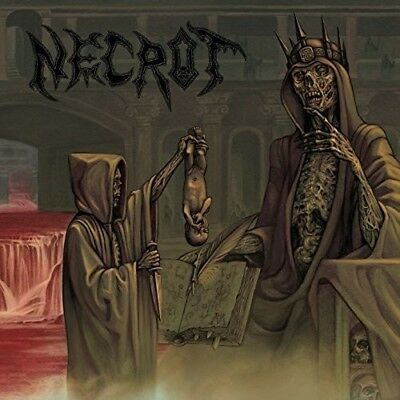 Necrot - Blood Offerings [New CD]