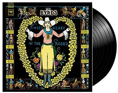 The Byrds - Sweetheart Of The Rodeo [New Vinyl LP] UK - Import