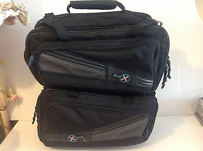Oxford 1 Bike Panniers Motorcycle Saddlebags Luggage SLIGHTLY USED