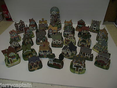 Vintage Liberty Falls Americana Collection 30 Various Pieces And Dates