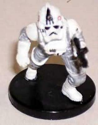 WOTC Star Wars Minis Force Unleashed AT-AT Driver NM
