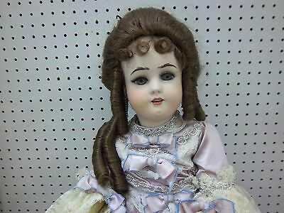 Reproduction of Antique Kammer Reinhardt with Simon Halbig head Victorian Doll