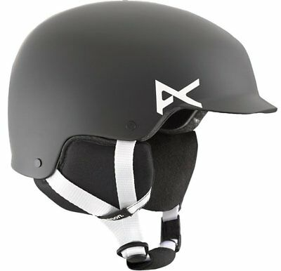 Helmet Anon Scout 2016 Kids Black