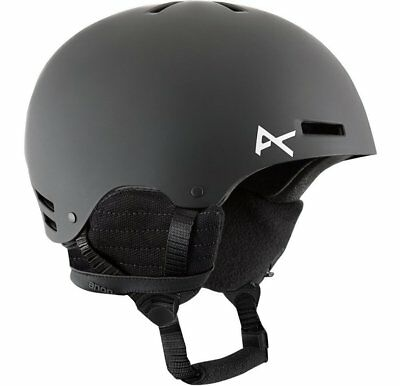 Helmet Anon Rime Black Kids