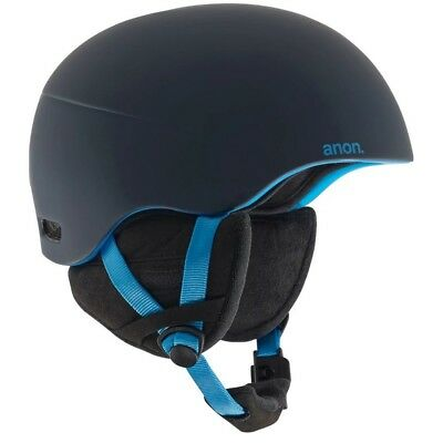Helmet Anon Helo 2 2017 Mens Midnight Blue