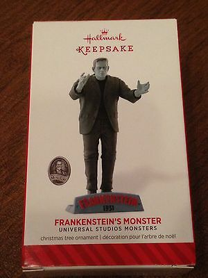 Hallmark 2014 Ornament - Frankenstein's Monster