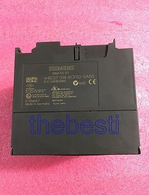 1 PC Used Siemens 6ES7 314-6CF02-0AB0 PLC Module In Good Condition