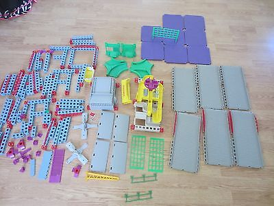 Huge Mixed Lot Rokenbok Education Construction Building Toy System