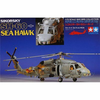 Tamiya 60706 1/72  SH-60 SEA HAWK from Japan