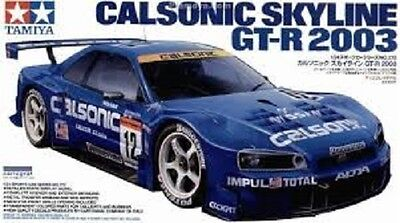 Tamiya 24272 1/24 Scale Calsonic Skyline GT-R 2003  from Japan