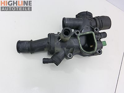 Ford Mondeo IV BA7 07-10 2,0 TDCi 103KW Thermostat Flange Thermostat housing