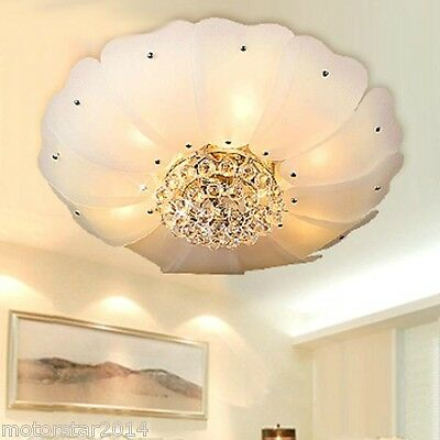 Modern Chandelier Pendant Light for Living Room Vintage Ceiling Lamps Fixture