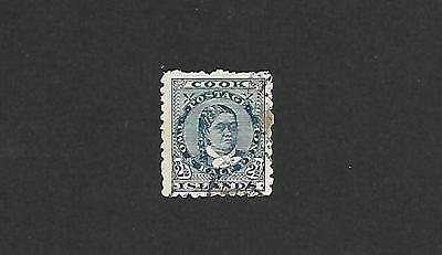 Cook Island Stamp #29 (Used) From 1902