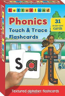 Phonics Touch & Trace Flashcards (Letterland), Wendon, Lyn | Cards Book | 978186