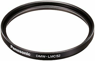 Panasonic DMW-LMC52 52mm MC Protector Filter #872 F/S