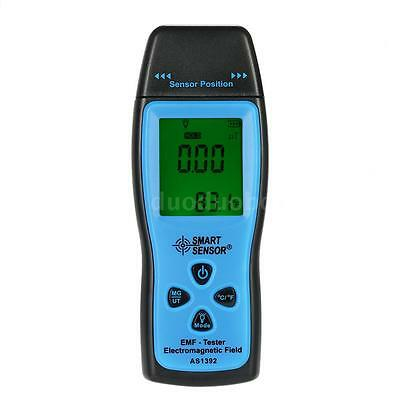 Digital LCD EMF Tester Electromagnetic Field Radiation Detector Counter W7F0