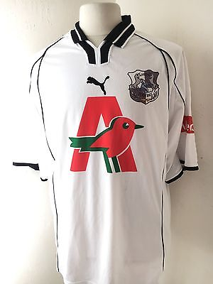 Maillot Shirt Football Foot HOME Domicile Amiens SC ASC 2000-2001