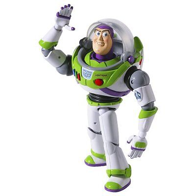 Toy Story Buzz Lightyear ABS & PVC painted action figure #A99 F/S