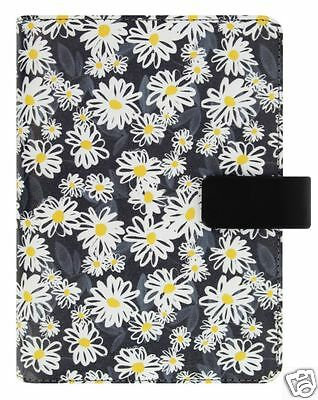 Filofax Daisy Pocket Organiser Diary with Week On Two Pages 2017 Inserts V17D