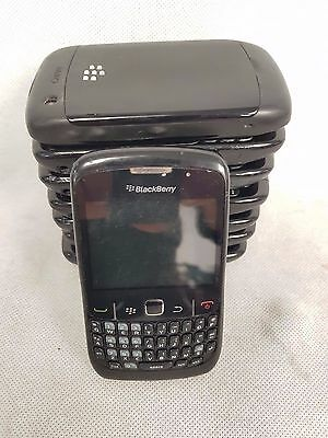 JOB LOT 8x Blackberry Curve 8520 Mobile Phone UNLOCKED WIFI microUSB Bluetooth**
