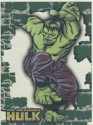 The Incredible Hulk [2003] Crystal Clear Chase Card #2