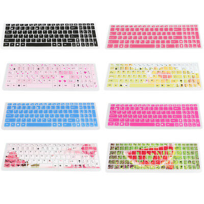 Dustproof Soft Keyboard Cover Film Protector Skin for ASUS Laptop Notebooks