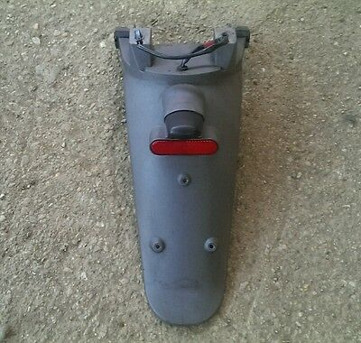 Piaggio Beverly 125 2002 Number Plate Holder
