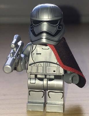 lego star wars captain phasma minifigure