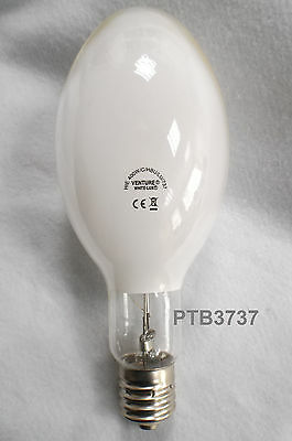 Venture 400W Coated Elliptical Metal Halide Lamp E40 Enclosed Rated
