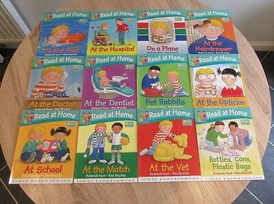 Read at Home First Experiences Books Set of 12