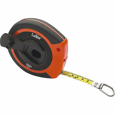 Lufkin Special Long Tape Measure Imperial & Metric 100ft / 30m 10mm