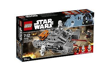 Lego Star Wars Rogue One 'Imperial Assault Hovertank' From 75152 No Minifigures